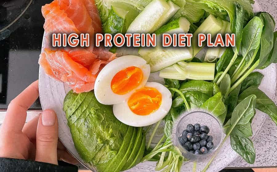 High Protein Diet Plan
